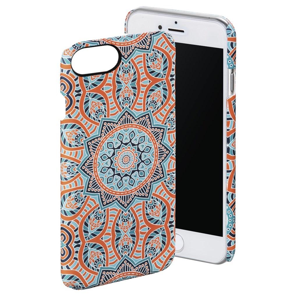 Hama Mandala Cover for Apple iPhone 6 Plus /6s Plus /7 Plus , orange/blue