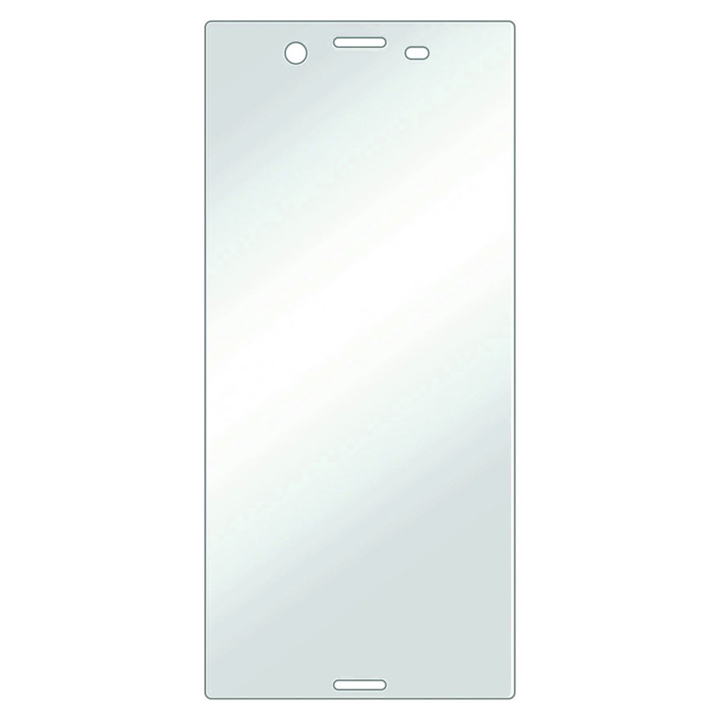 Hama Premium Crystal Glass Real Glass Screen Protector for Sony Xperia XZs