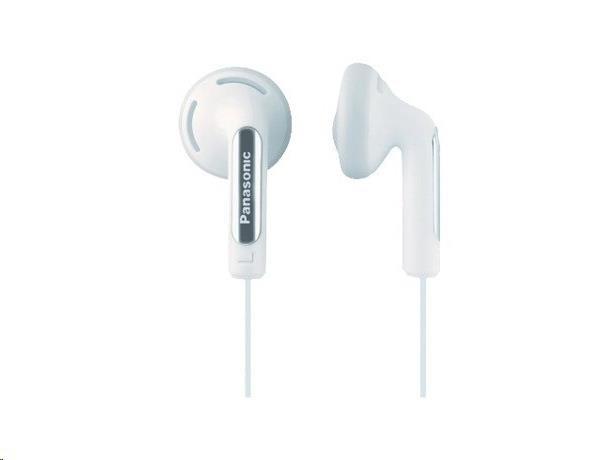 Panasonic stereo sluchátka RP-HV154E-W, 3,5 mm jack, bílá