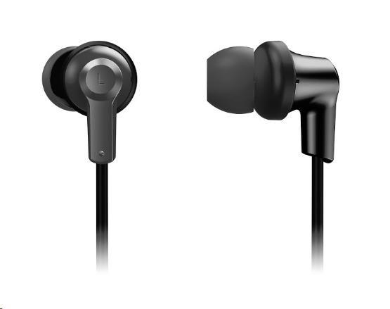 Panasonic Bluetooh stereo sluchátka RP-NJ300BE-K, černá
