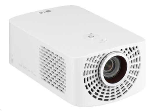 LG projektor PF1500G - DLP, 1920x1080, 1400 Lumens, 2xHDMI (MHL), USB, 3D Optimizer, speakers