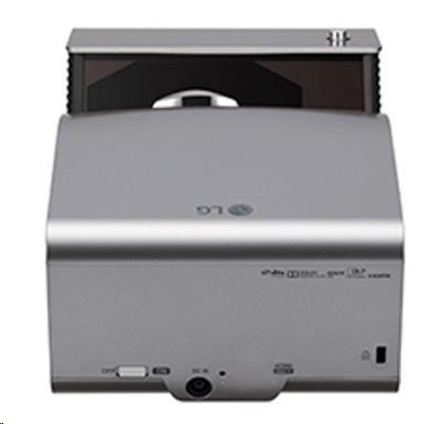 LG projektor PH450UG- DLP, 1280x720, HDMI / MHL, USB, speaker, ultra short throw,