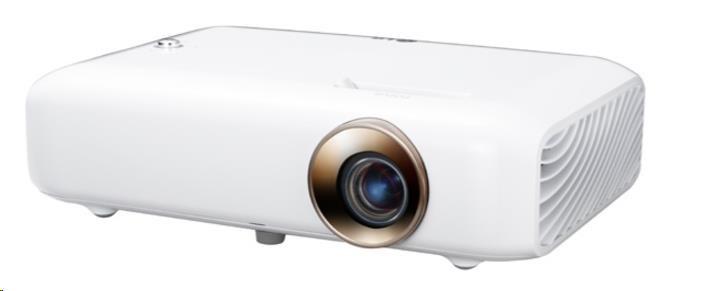 LG projektor PH550G - DLP, 1280x720, HDMI / MHL, USB, speaker, DTV tuner