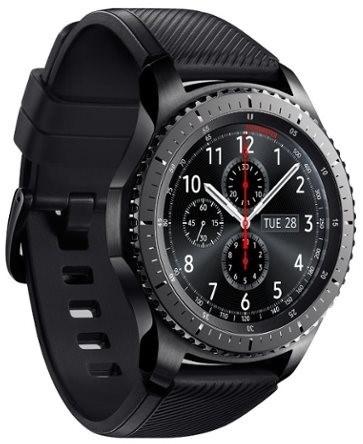 Samsung hodinky Gear S3 (SM-R760) - černá