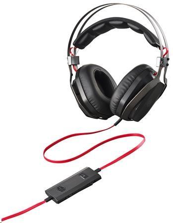 CoolerMaster MASTERPULSE PRO 7.1 BASS FX herní sluchátka s mikrofonem, černá
