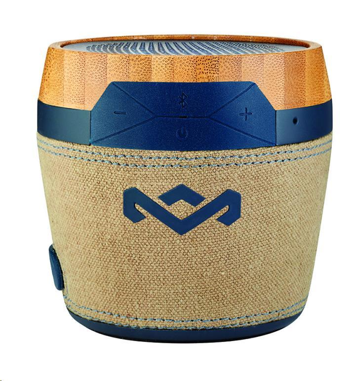 MARLEY Chant BT - Navy, přenosný audio systém s Bluetooth