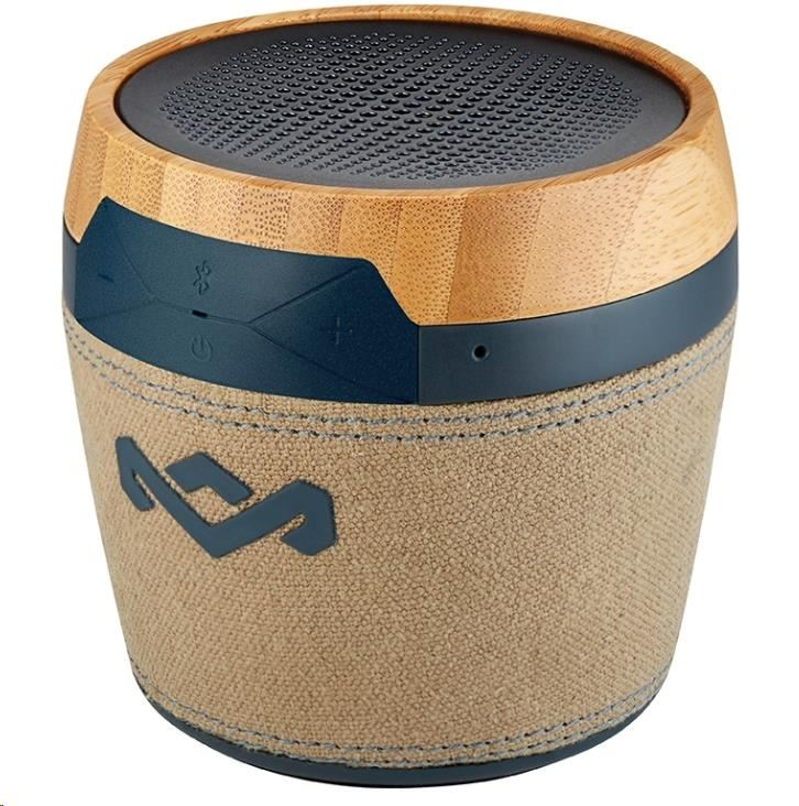 MARLEY Chant Mini BT - Navy, přenosný audio systém s Bluetooth
