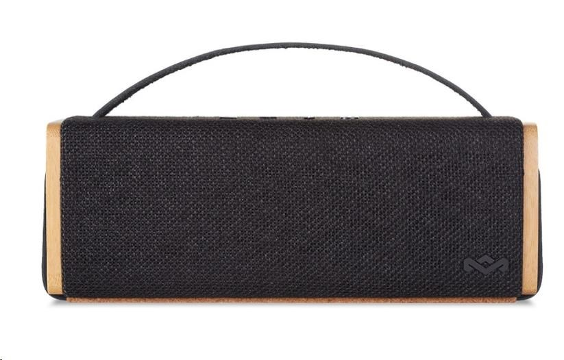 MARLEY Riddim BT - Signature Black, přenosný audio systém s Bluetooth