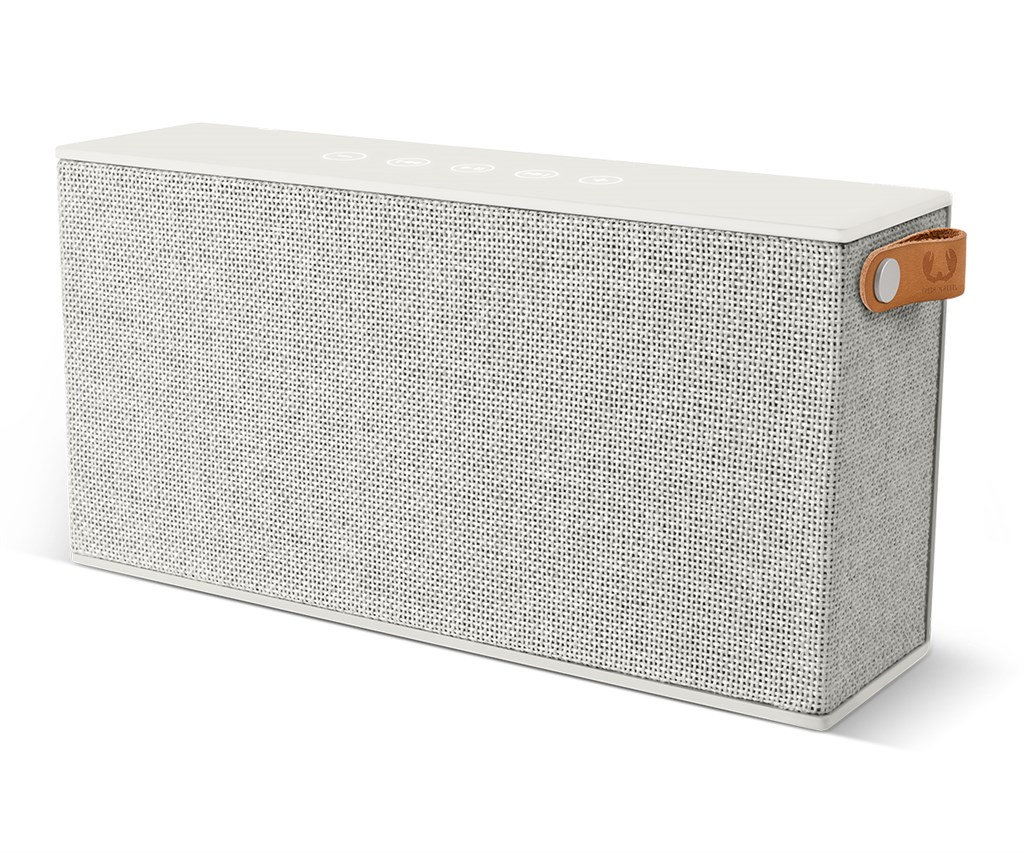 FRESH ´N REBEL Rockbox Chunk Fabriq Edition Bluetooth reproduktor, Cloud, světle šedý