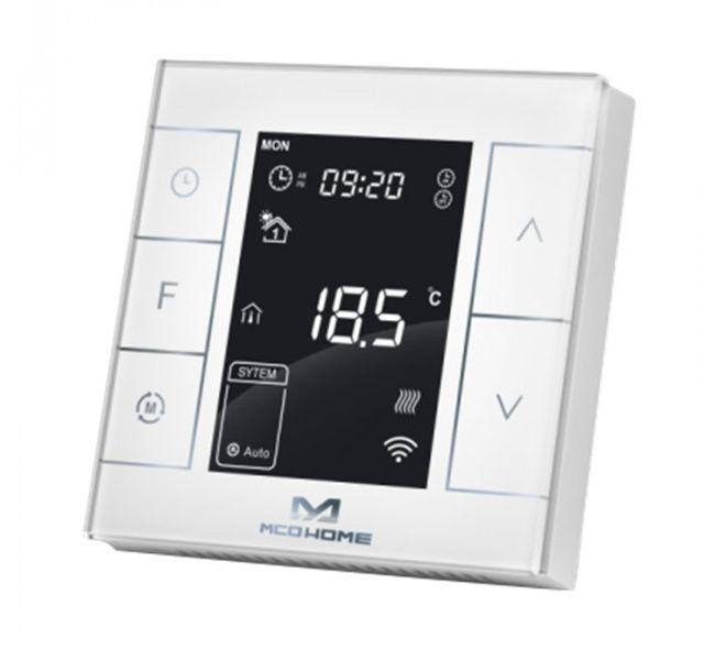 MCO termostat pro teplovodní bojlery, bílá