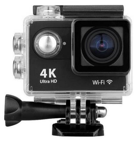 GOCLEVER akční kamera DVR EXTREME PRO 4K, WIFI- bazar, rozbaleno, 100% stav