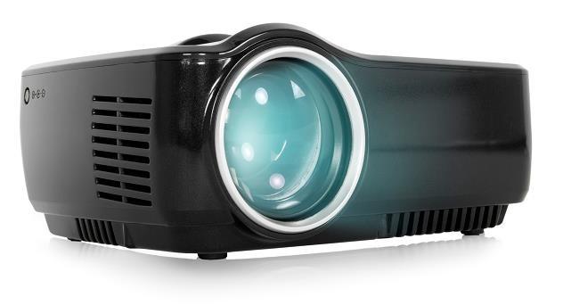 GOCLEVER projektor CINEO Focus - Bazar - rozbaleno, použito na výstavě, plně funkční