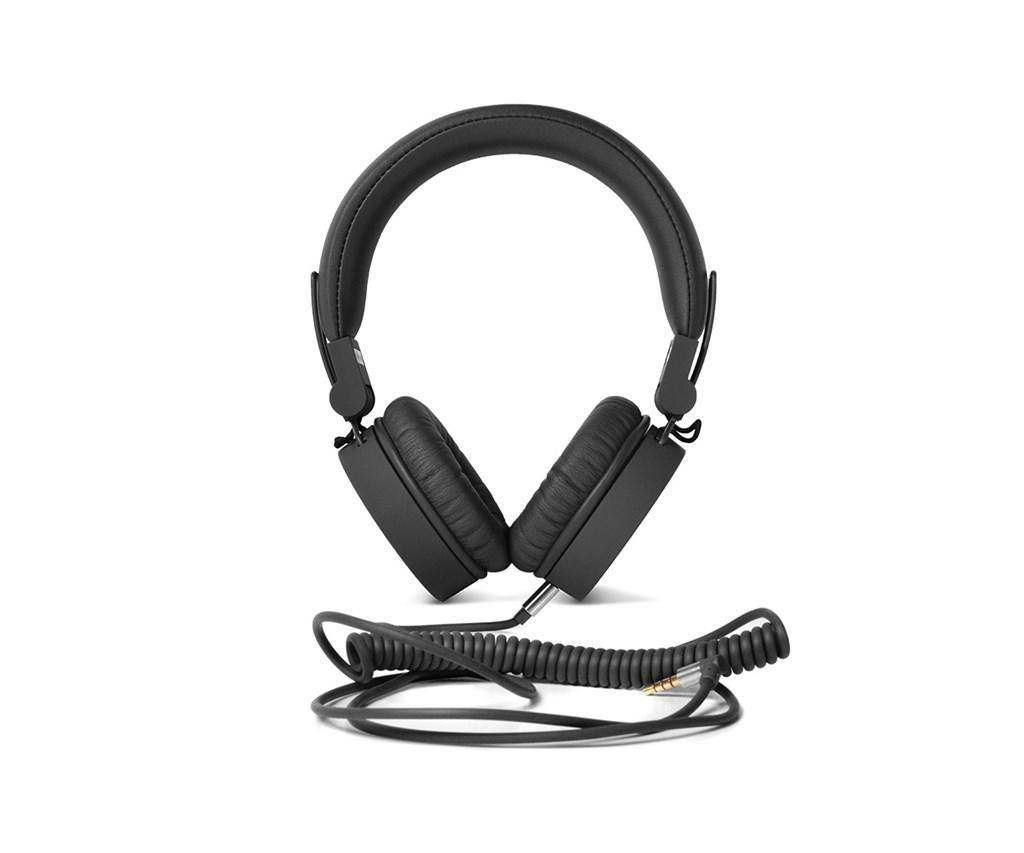 FRESH ´N REBEL Caps sluchátka, Concrete, šedá
