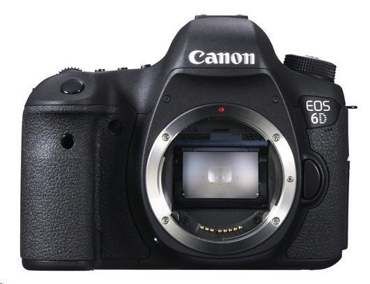 Canon EOS 6D zrcadlovka 20.2Mpix