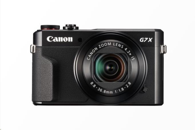 Canon PowerShot G7X Mark II, 20,1MPix, 4,2x zoom