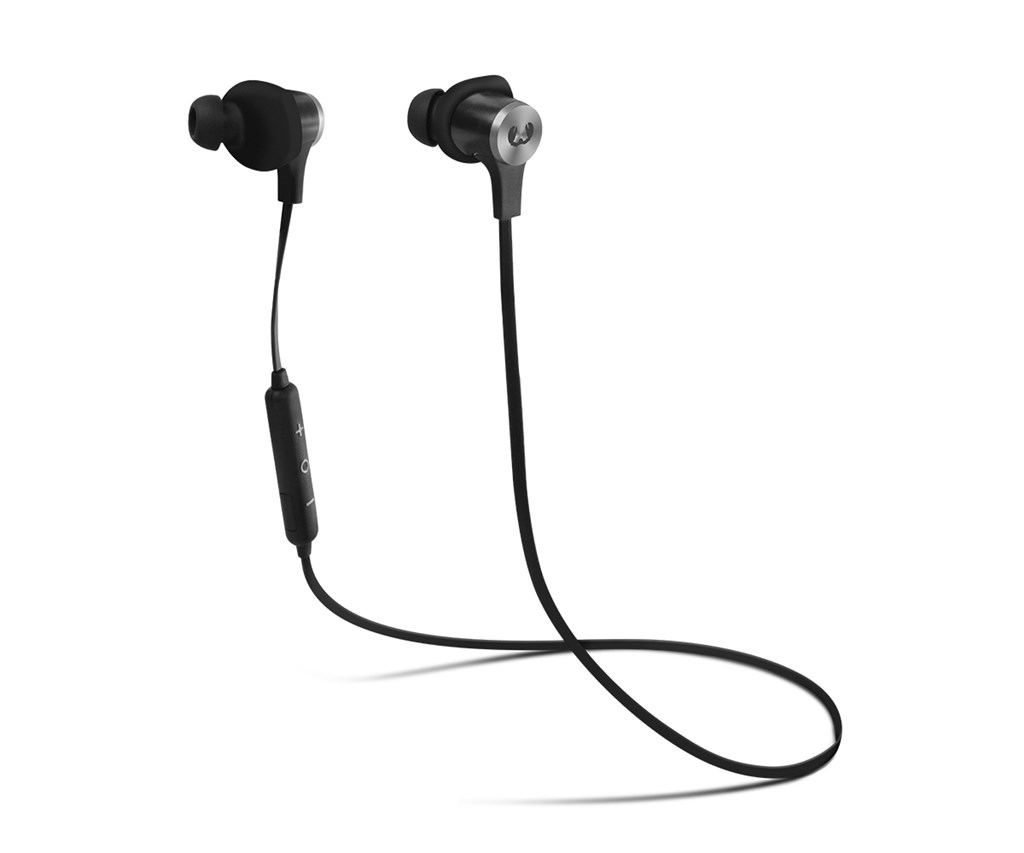 FRESH'N REBEL Lace Supreme Earbuds Bluetooth sluchátka, Black, černá