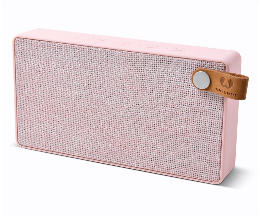FRESH ´N REBEL Rockbox Slice Fabriq Edition Bluetooth reproduktor, Cupcake, růžový