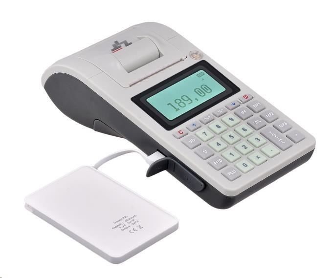 ZIT Mobilní pokladna pro EET Wi-Fi + GPRS SIM 12 měsíců + Power bank