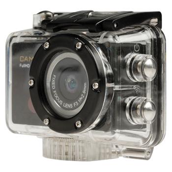 BAZAR - CAMLINK Akční Full HD kamera 1080p s funkcí WiFi - CL-AC20 (ROZBALENO)