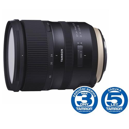 Objektiv Tamron SP 24-70mm F/2.8 Di VC USD G2 pro Nikon