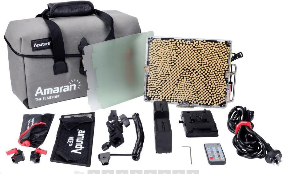 Aputure Amaran KIT Tri-8s - LED video světlo (V-mount) CRI 95+