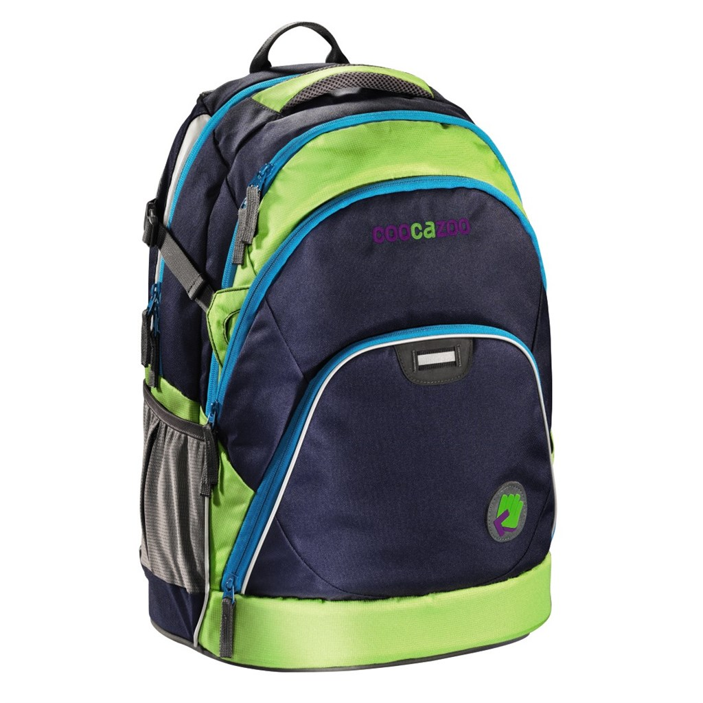 Školní batoh Coocazoo EvverClevver, Peacoat