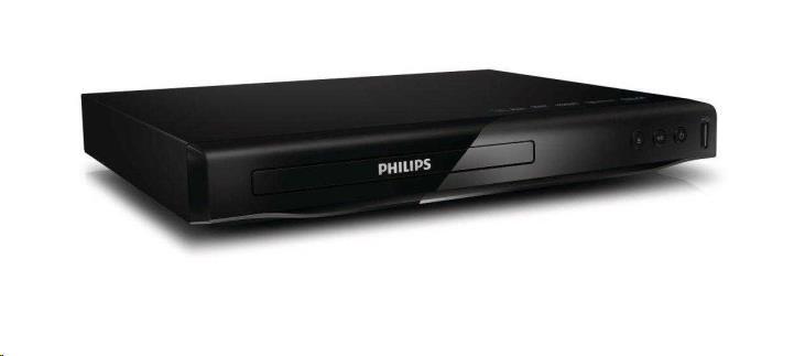 Philips DVP2850/12 DVD přehrávač s USB 2.0 a DivX Ultra, Funkce Smart Picture, Jednotka ProReader, Certifikát DivX Ultra