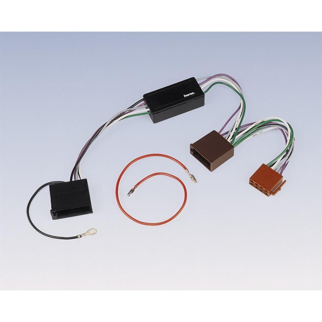 Hama car Adapter for Audi/VW, 10-pin