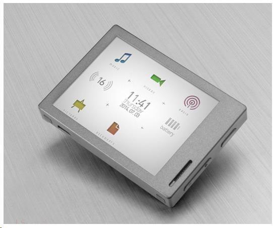 COWON M2 16GB Silver přehrávač