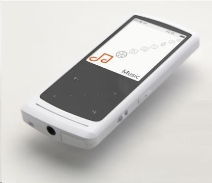 COWON iAudio9+ 16GB White přehrávač