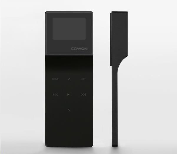 COWON iAudio E3 8GB Black přehrávač