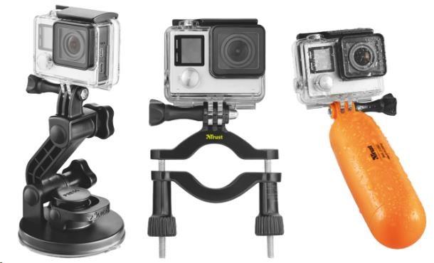 TRUST Sada pro akční kamery