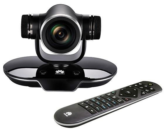 HUAWEI Videoconferencing Endpoint TE30-V (720P ALLinONE HD videocon system embHDcodes HD cam+microphone rack+remote)