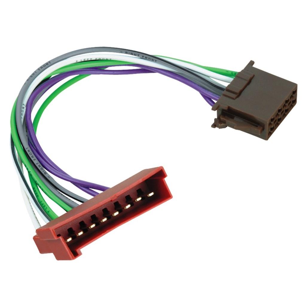 Hama car Adapter ISO for Ford, Mazda, Loudspeaker
