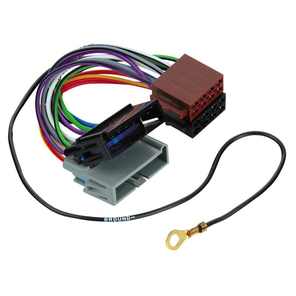 Hama car Adapter ISO for Chrysler