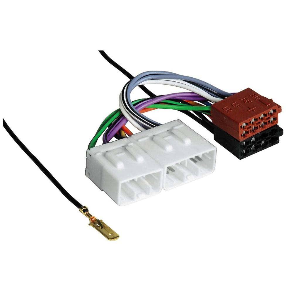 Hama car Adapter ISO for Mazda