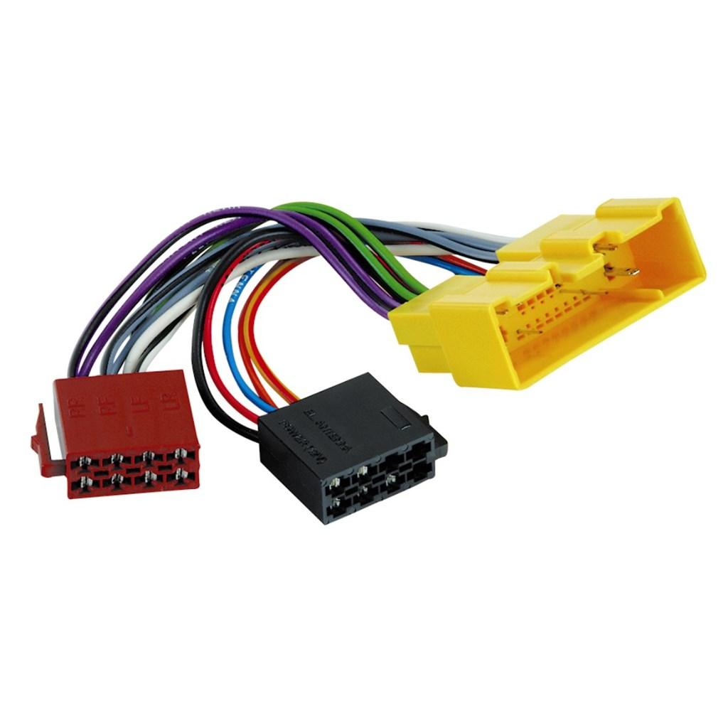 Hama car adapter ISO for Mazda/new