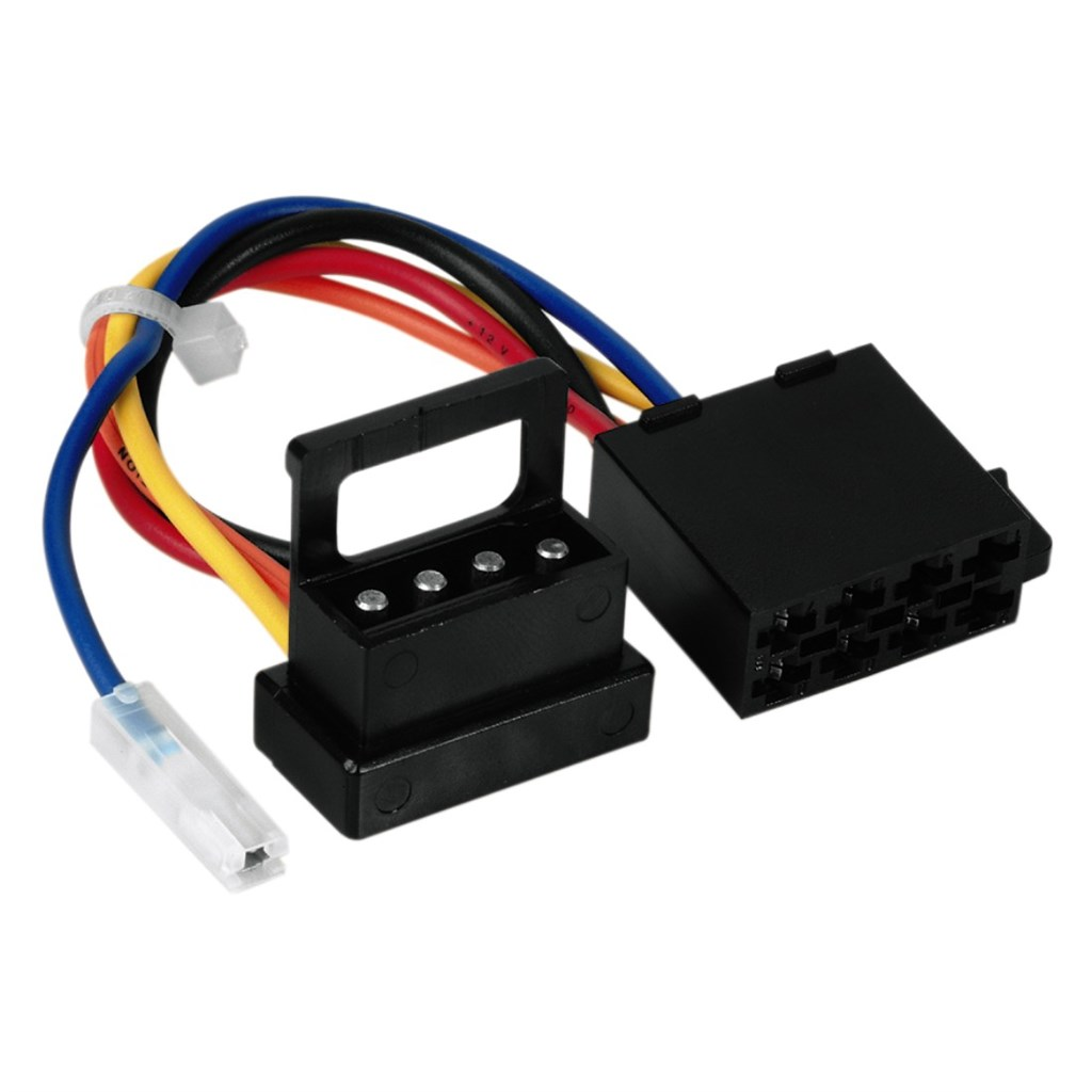 Hama car Adapter ISO for Mercedes