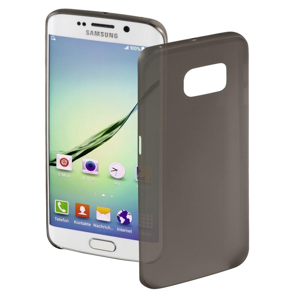 Hama Ultra Slim Cover for Samsung Galaxy S6 edge, black
