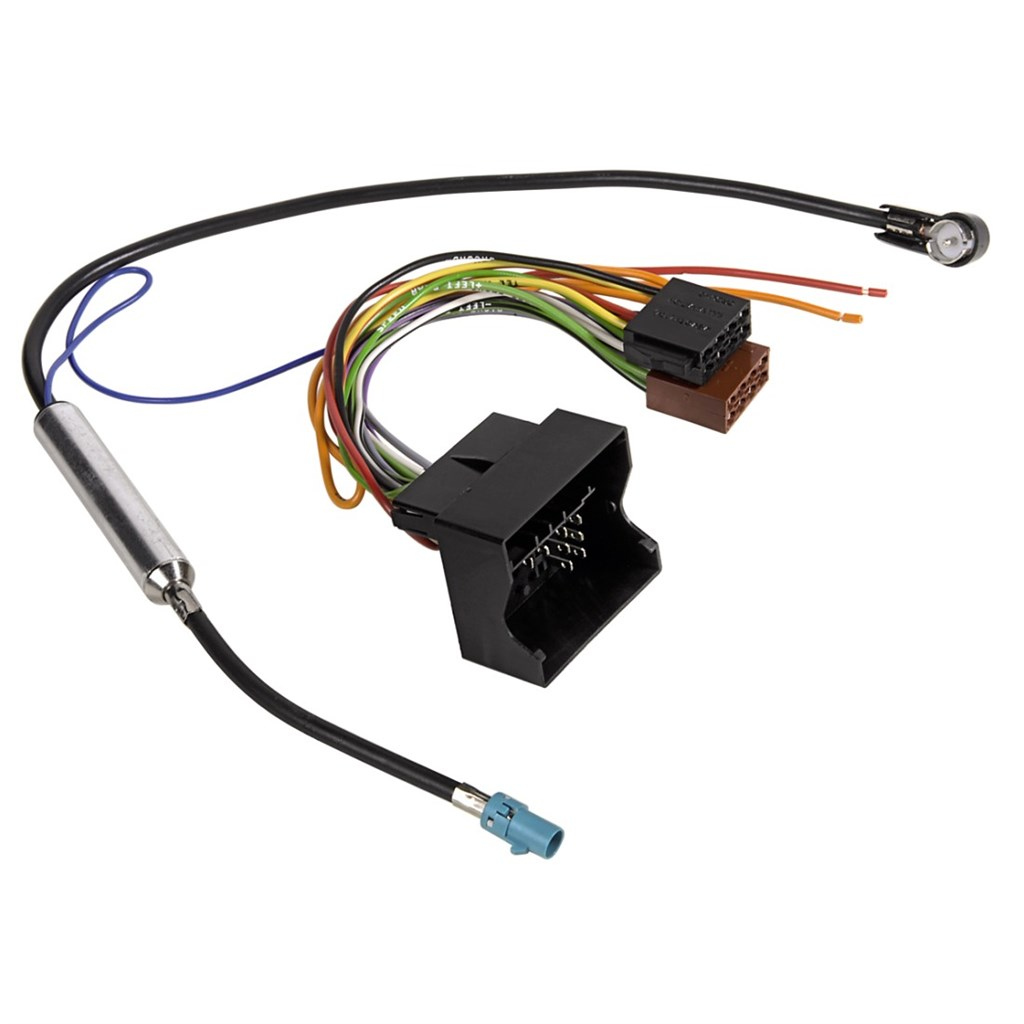 Hama car Adapter ISO for Opel Astra from 01/2004