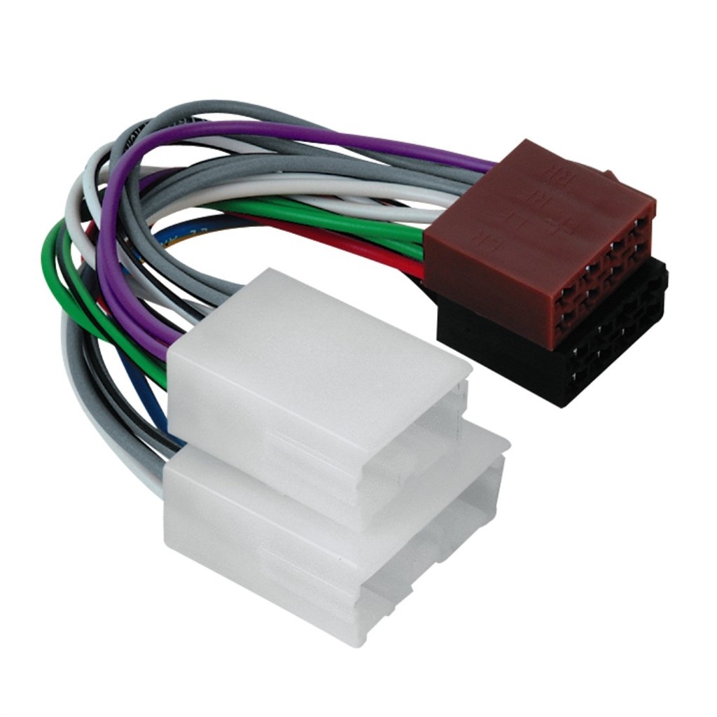 Hama car Adapter ISO for Volvo