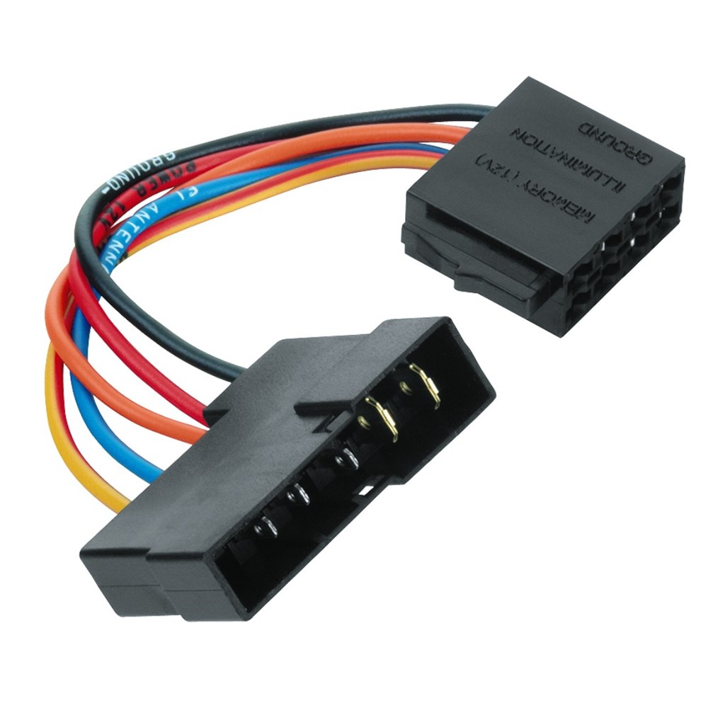 Hama car Adapter Universal DIN - ISO, power