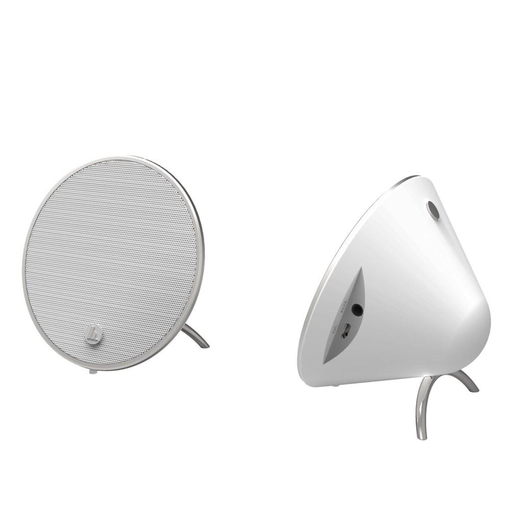 Hama Bluetooth reproduktory Cones, bílé