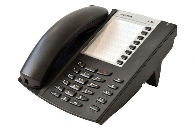 Mitel analogový telefon 6710a
