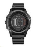 Garmin GPS sportovní hodinky fenix3 Sapphire Gray Optic, Metal band