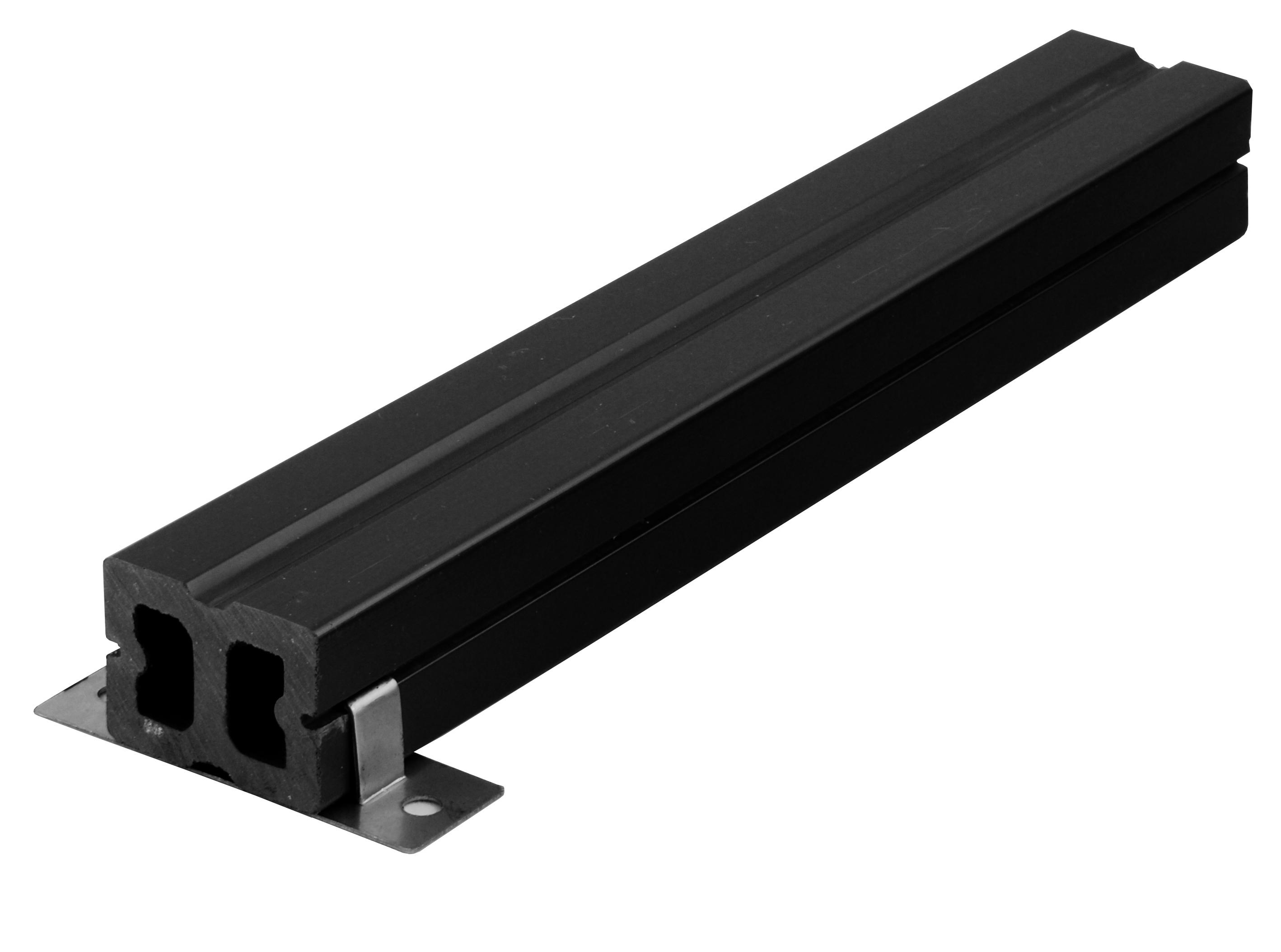 Nosník terasových prken G21 4*3*280cm, mat. WPC Dark Incana