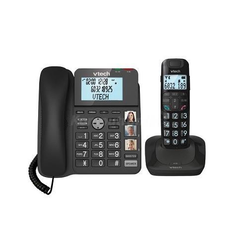 Vtech stolní a bezdrátový telefon LS1650 - Bazar - rozbaleno, z výstavy