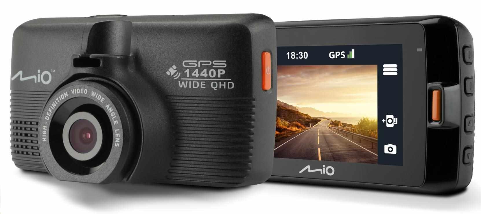 MIO MiVue 751 - kamera pro záznam jízdy