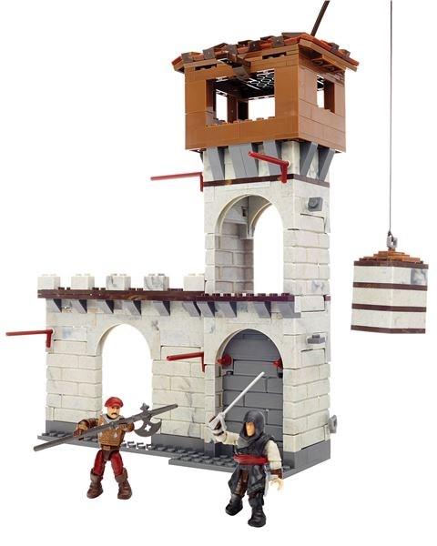 HR Mattel Mega Bloks Assassin's Creed ÚTOK NA PEVNOST