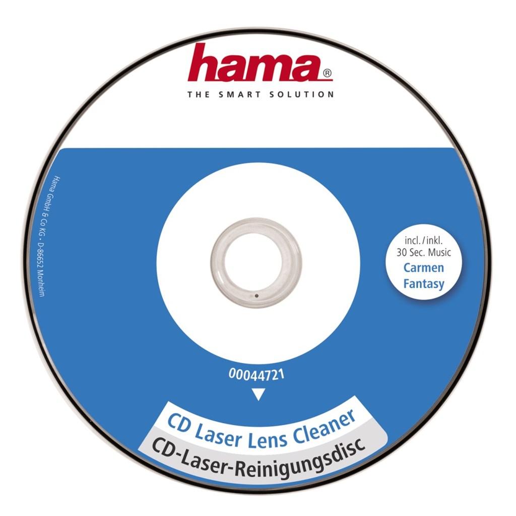 Hama CD čisticí disk